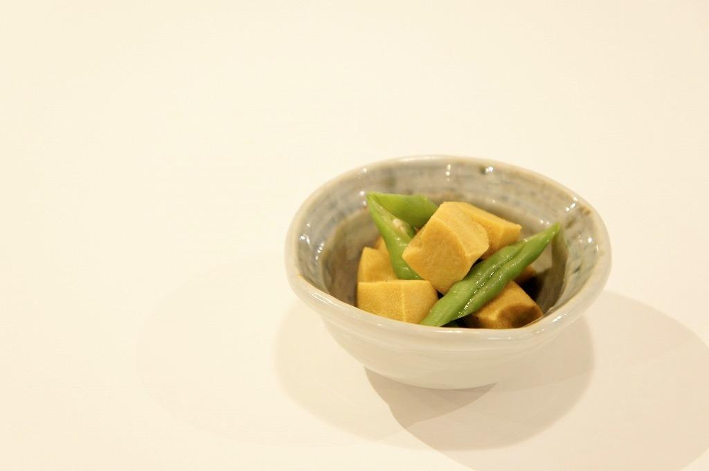 【おすすめレシピ】高野豆腐といんげんのカレー煮