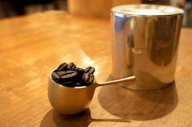 きたのまりこさんのコーヒー計量スプーン