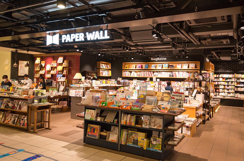 PAPER WALL エキュート立川店に出店中です!6/1〜7/1