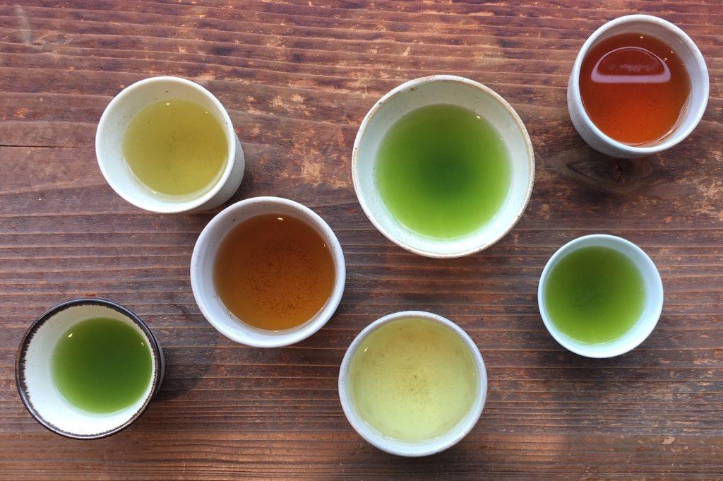 10/10「今始めたい日本茶のきほん」WS